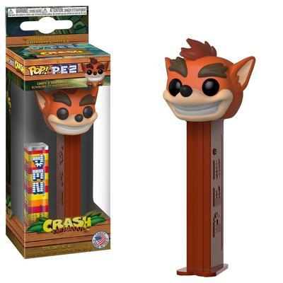 POP! PEZ: Crash Bandicoot