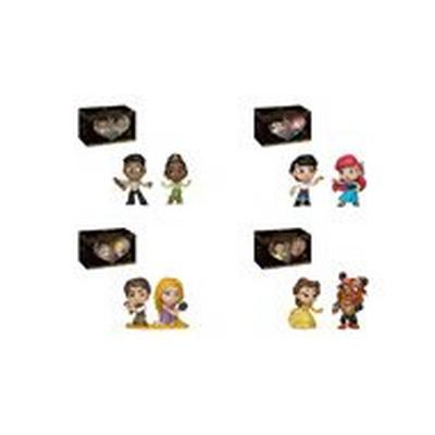 Disney Princess Romance Series Figure 2 Pack (Assortment)