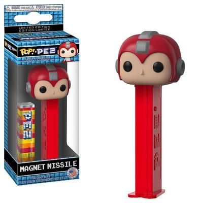 POP! PEZ: Mega Man Magnet Missile Mega Man
