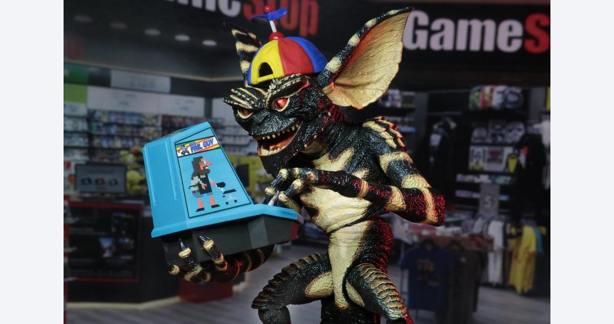 Gremlins Ultimate Gamer Gremlin Action Figure Only at GameStop