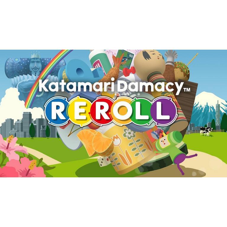 Resultado de imagem para Katamari Damacy switch