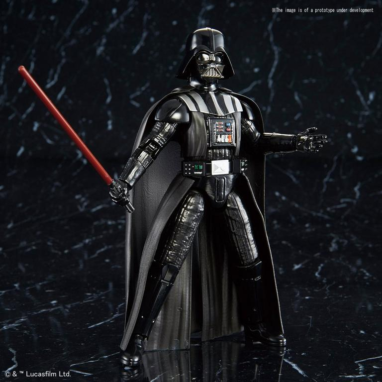 Star Wars Episode VI: Return of the Jedi Darth Vader Model Kit