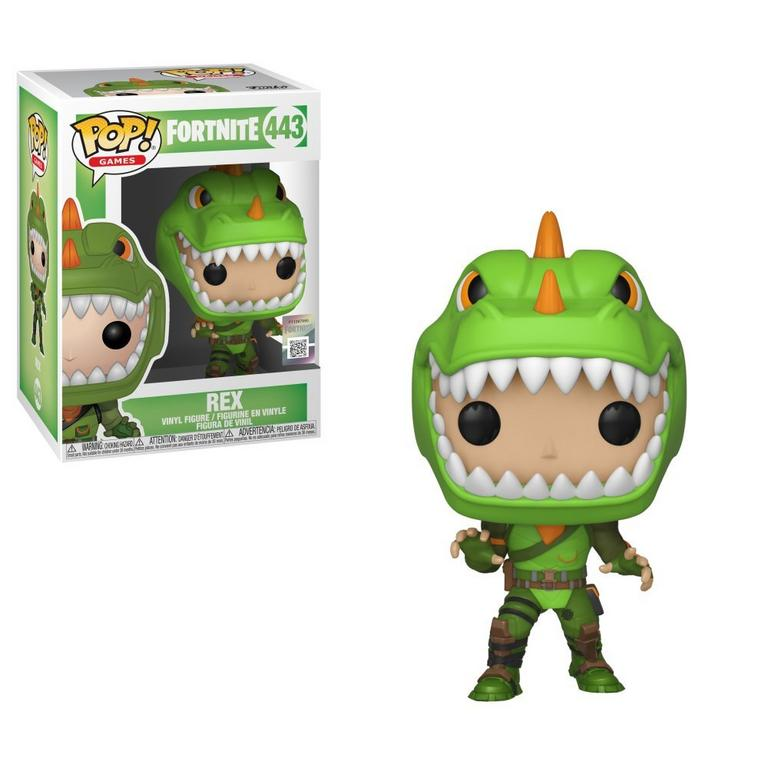 POP! Games: Fortnite Rex