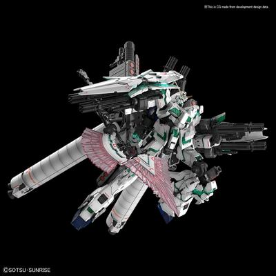 Real Grade 1/144 Full Armor Gundam Unicorn Model Kit