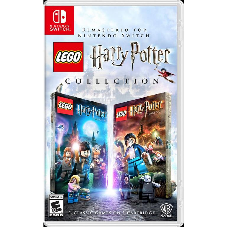 Calendrier Switch.Lego Harry Potter Collection Nintendo Switch Gamestop