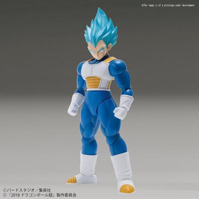 Figure-Rise Standard SSGSS Vegeta (Special Color Ver.) Dragon Ball Super Model Kit
