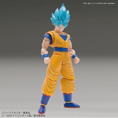 Dragon Ball Super Super Saiyan God Super Saiyan Goku Special Version Figure-rise Standard Model Kit