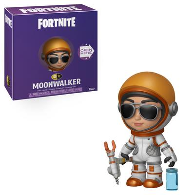 5 Star: Fortnite Moonwalker