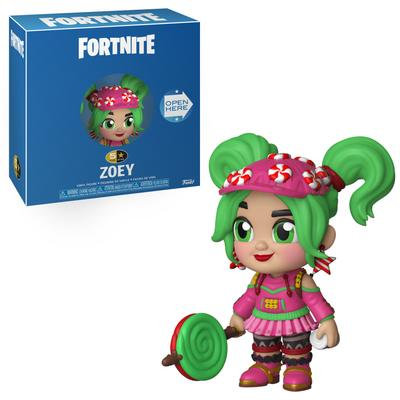 5 Star: Fortnite Zoey