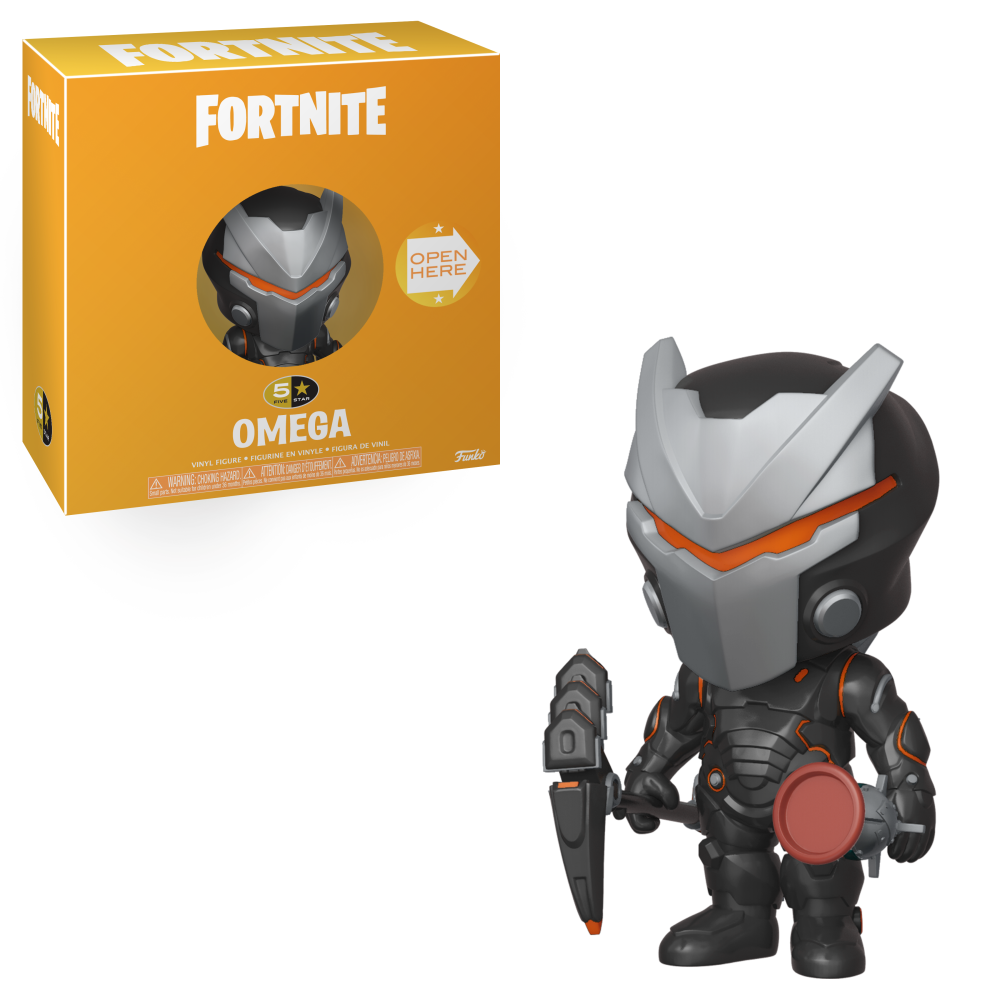 Fortnite Skull Trooper 7 inch Action Figure by McFarlane Fortnight Series 1