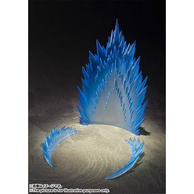 Dragon Ball Z Blue Energy Aura