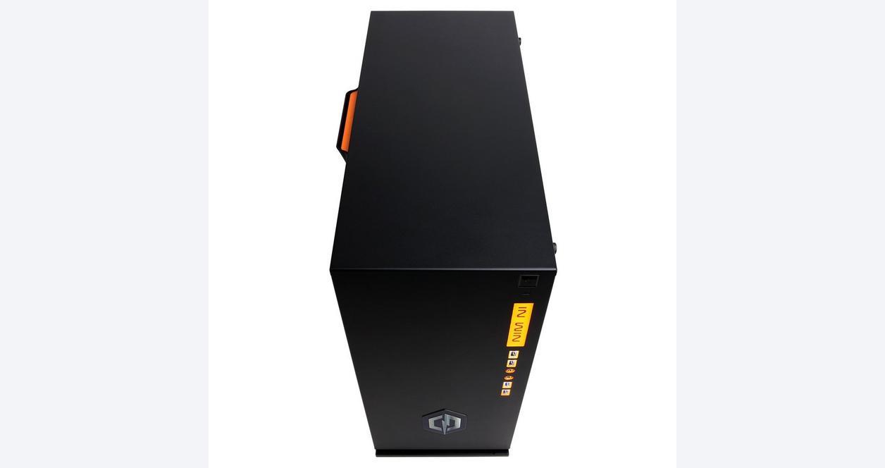 Gamer Supreme Liquid Cool SLC9120CPG with AMD Ryzen 7 2700X 3.7GHz Gaming Desktop