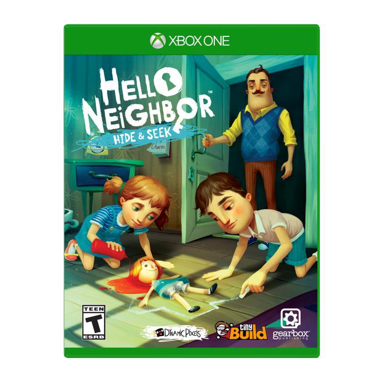 Hello Neighbor Hide & Seek | Xbox One | GameStop