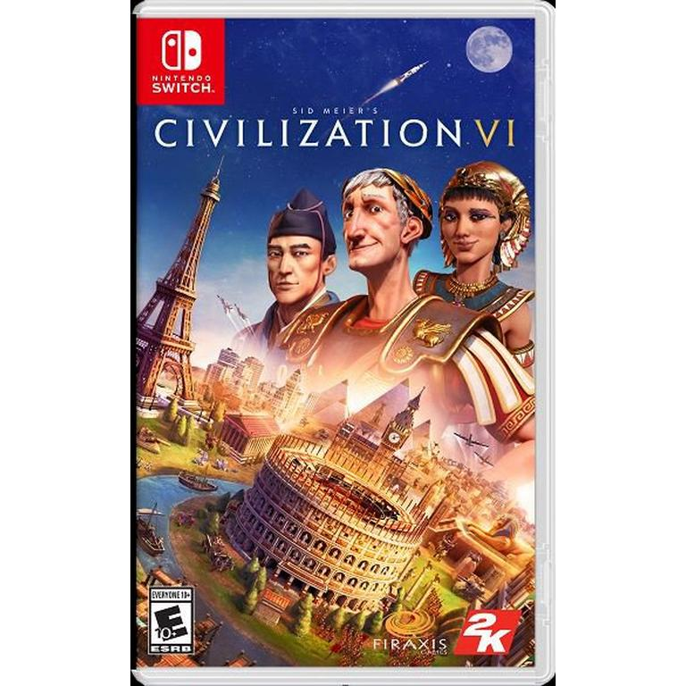 Sid Meier's Civilization VI | Nintendo Switch | GameStop