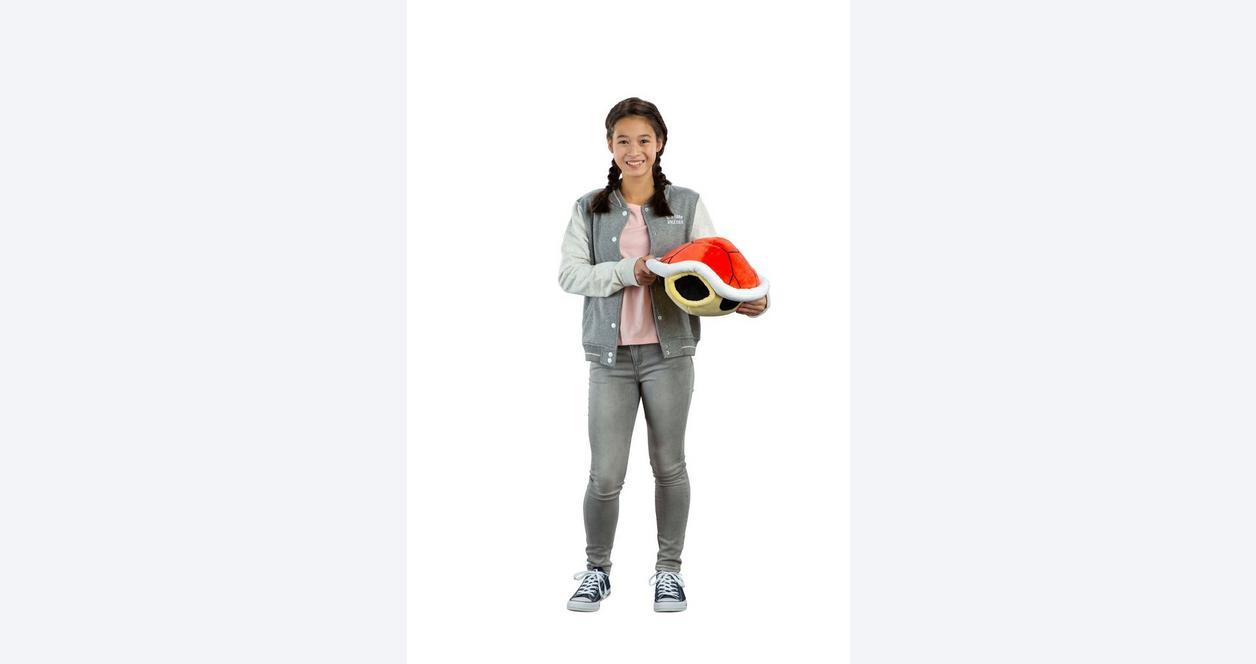 Mario Kart: Red Shell Plush Figure