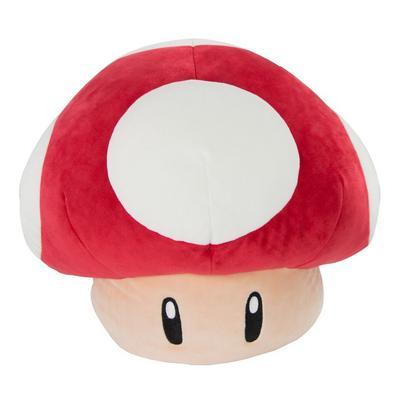 Mario Kart Mushroom Plush