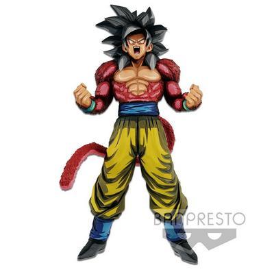 Dragon Ball GT Super Saiyan 4 Son Goku Super Master Stars Piece Manga Dimensions Statue