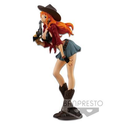 One Piece Nami Treasure Cruise World Journey Volume 1 Statue