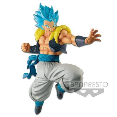 Dragon Ball Super: Broly Super Saiyan Blue Gogeta Ultimate Soldiers The Movie IV Statue