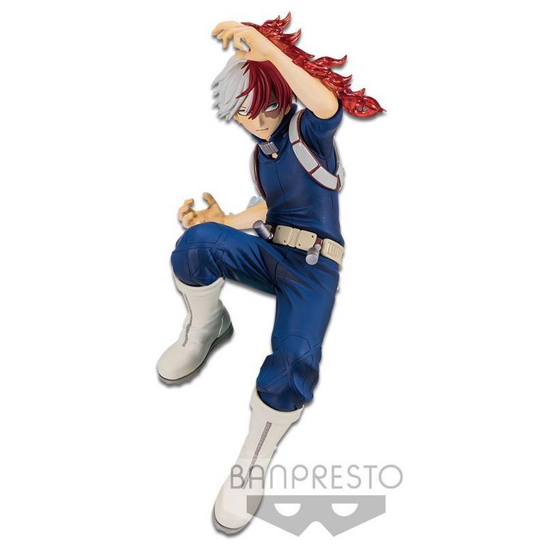 My Hero Academia Shoto Todoroki The Amazing Heroes Volume 2 Statue