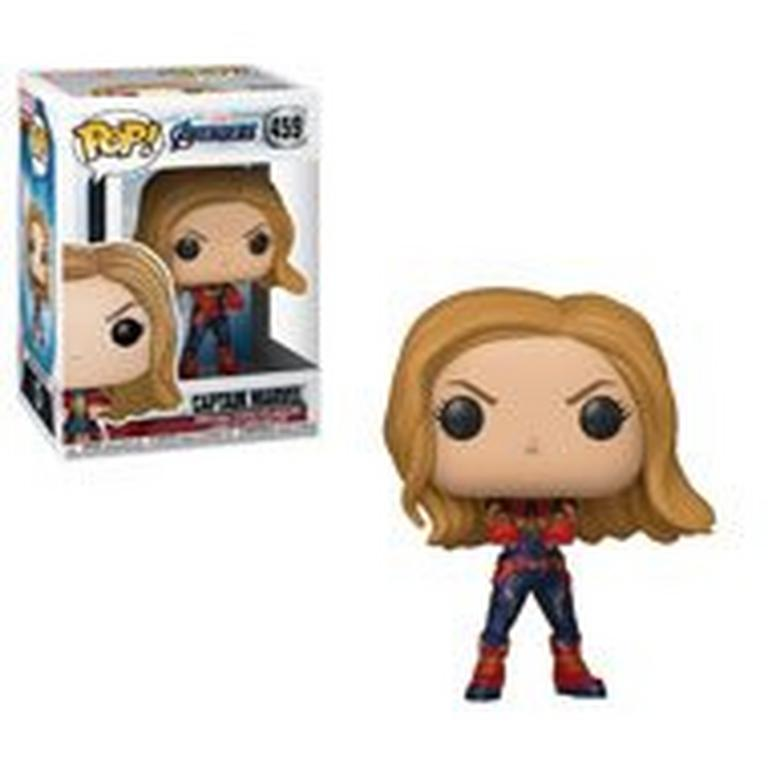 POP! Marvel Avengers: Endgame Captain Marvel