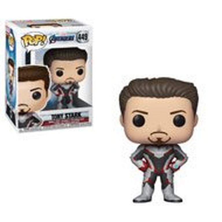 POP! Marvel Avengers: Endgame Tony Stark