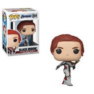 POP! Marvel: Avengers Endgame Black Widow