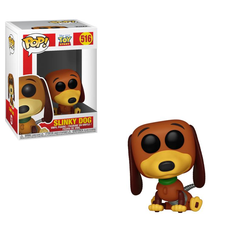 POP! Disney: Toy Story Slinky Dog