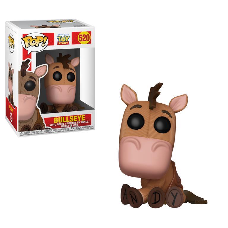 Funko POP! Disney: Toy Story Bullseye