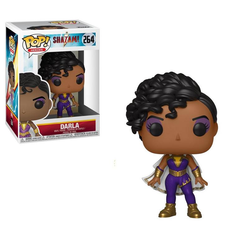 POP! Heroes: SHAZAM! Darla