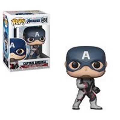 POP! Marvel: Avengers Endgame - Captain America