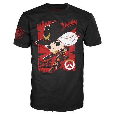 Overwatch Ashe Western T-Shirt