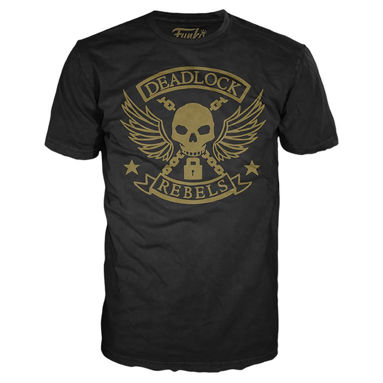Overwatch Deadlock Rebels T-Shirt