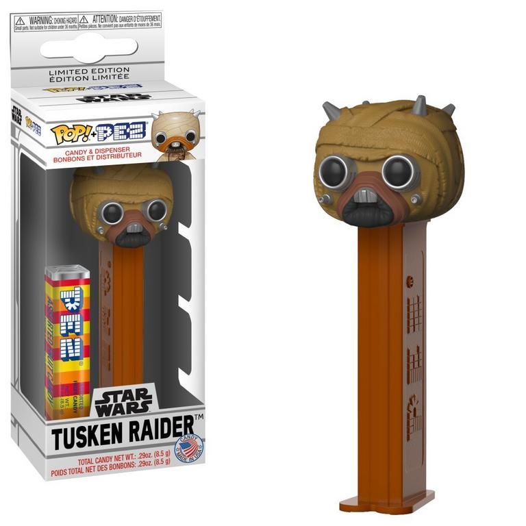 POP! PEZ: Star Wars Tusken Raider