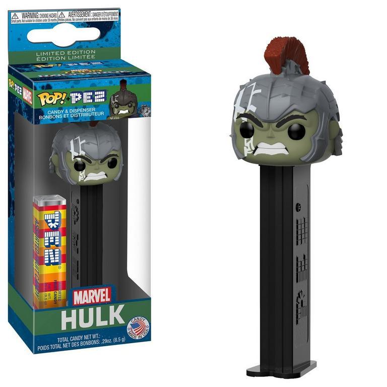 POP! PEZ: Marvel Hulk