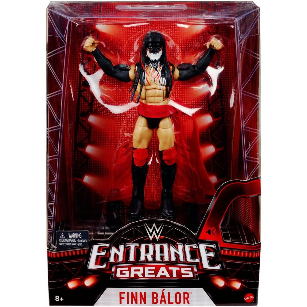 WWE Entrance Greats Finn Balor Figure | GameStop