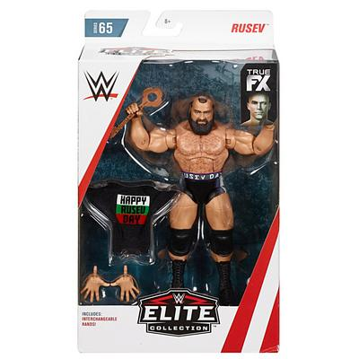 WWE Elite Collection Rusev Figure
