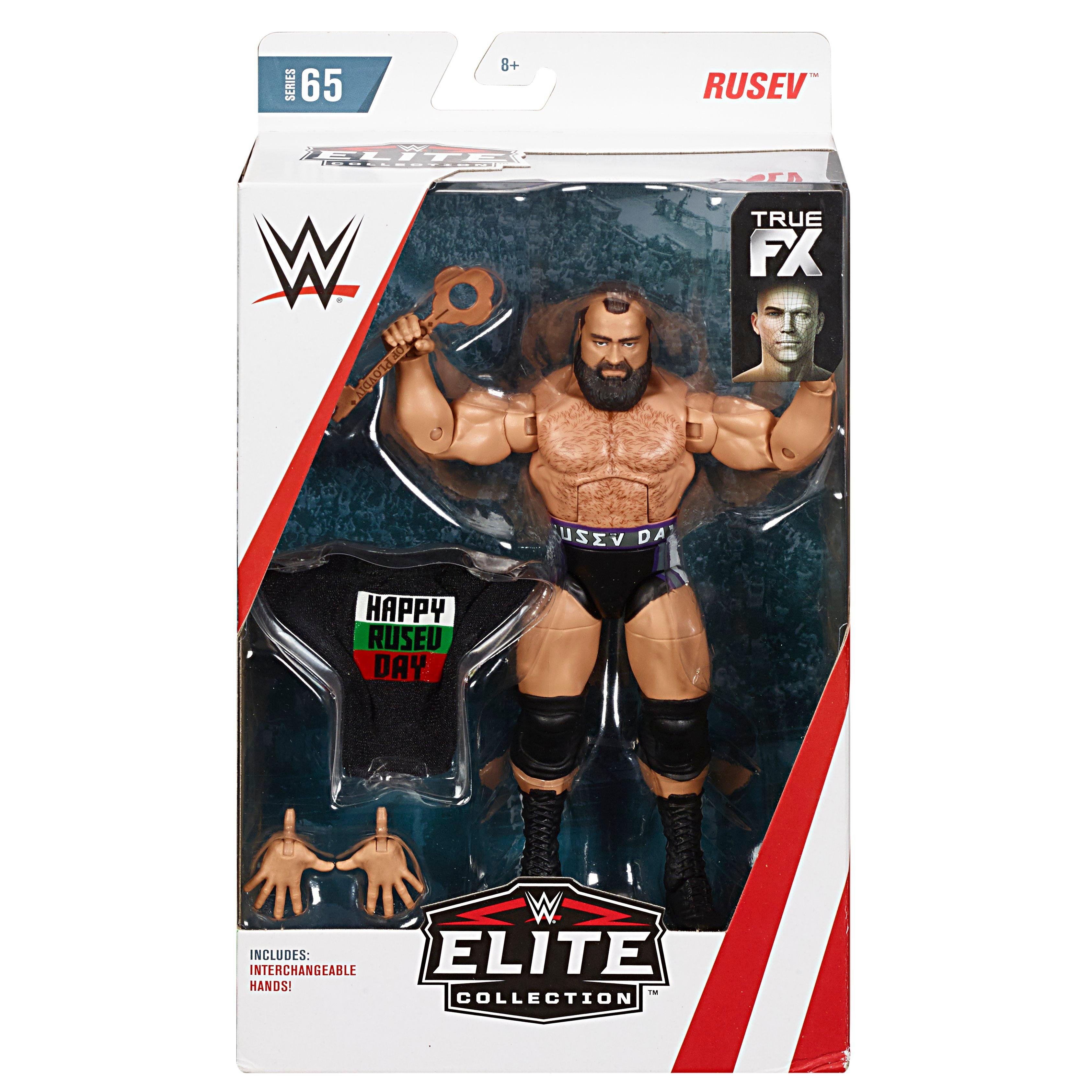 Wwe Elite Action Figures Gamestop Exclusive Highly Detailed *SAME DAY SHIPPING*
