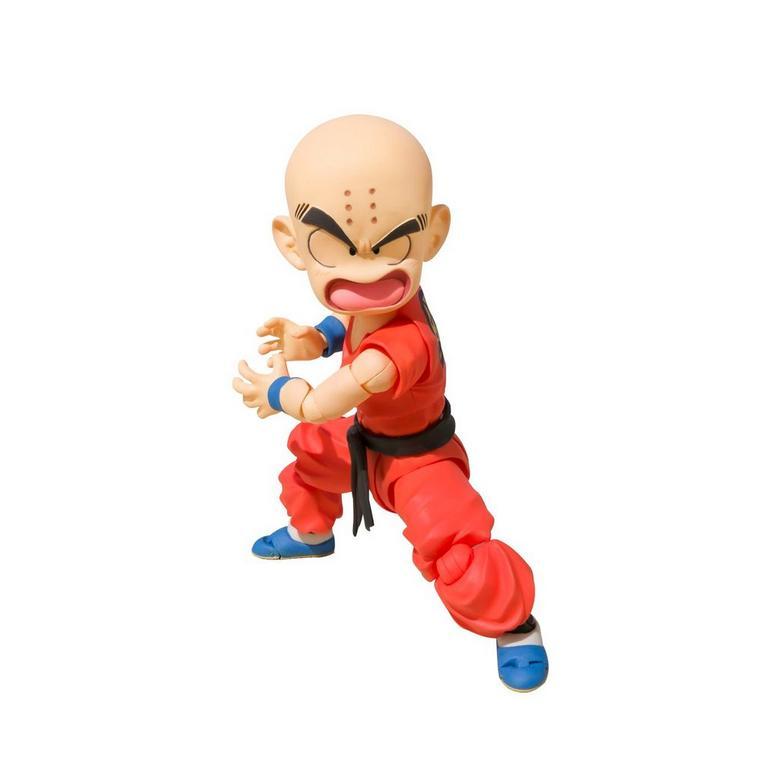 Dragon Ball Z Kid Krillin S.H. Figurarts Action Figure