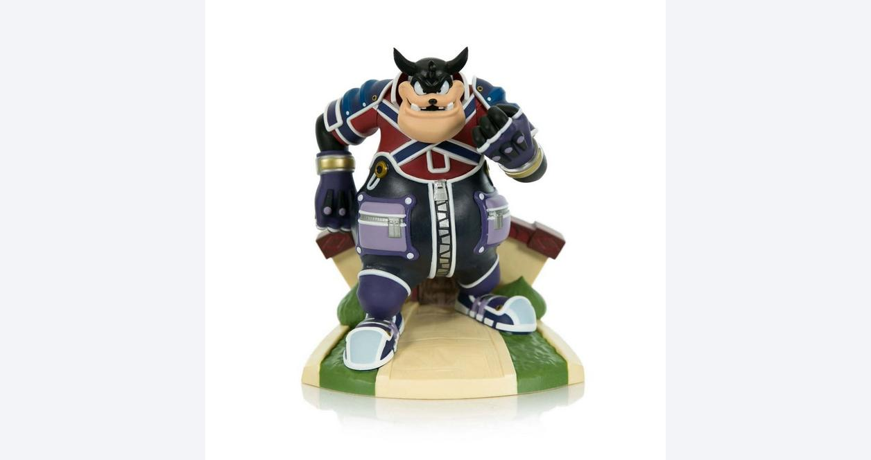 Kingdom Hearts Pete Gallery Statue Only at GameStop
