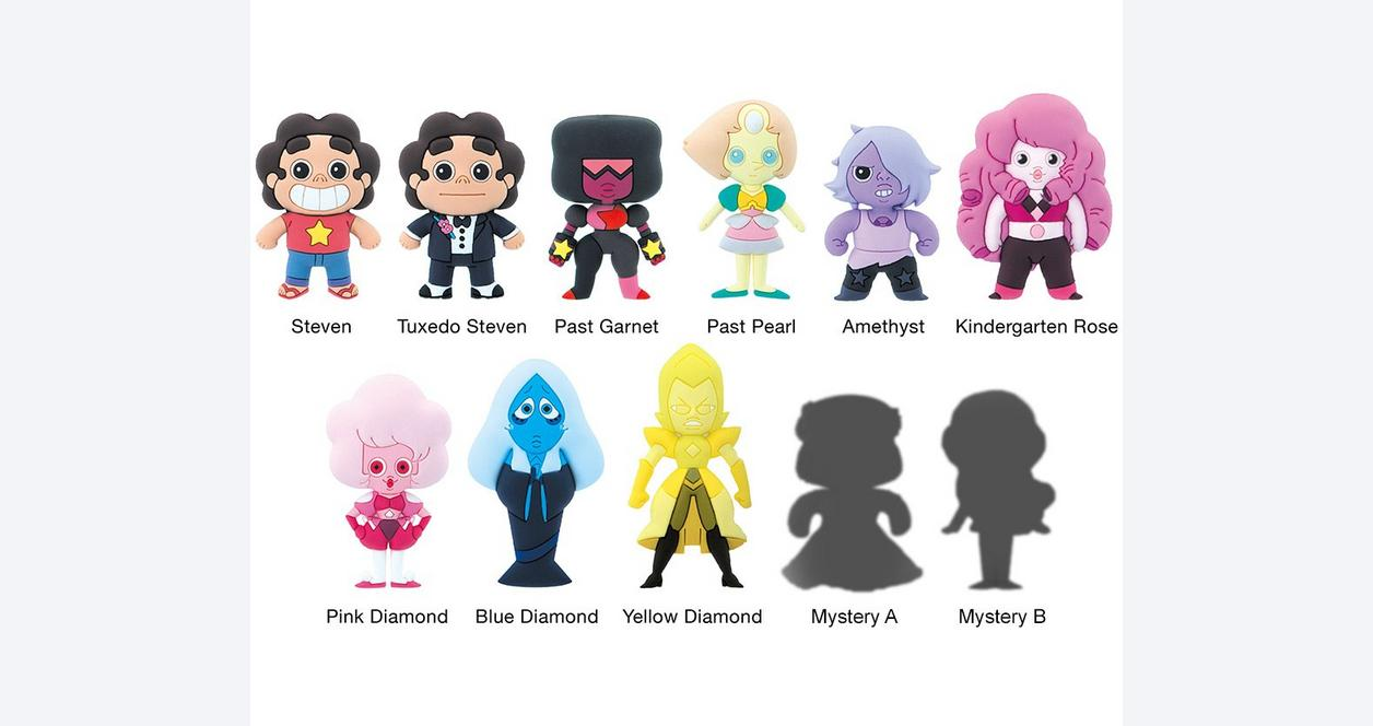 Steven Universe 3D Foam Figure Blind Bag