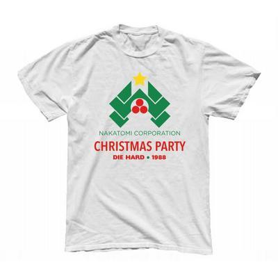 Die Hard Nakatomi Plaza T-Shirt