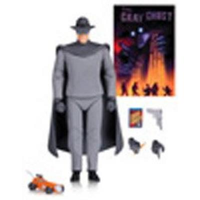 Batman:The Animated Series Gray Ghost Action Figure