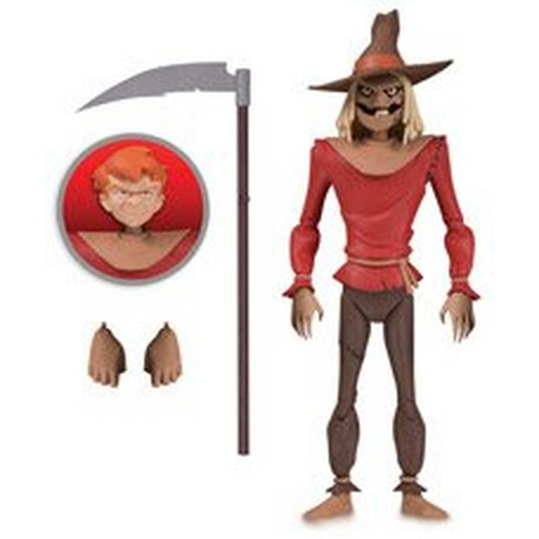 Batman: The Animated Series Scarecrow DC Collectibles Action Figure
