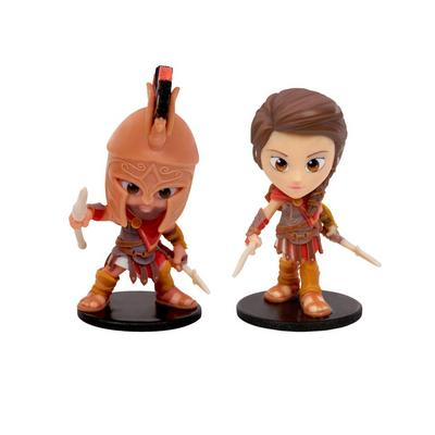 Assassin's Creed Odyssey Alexios and Kassandra Figure 2 Pack Only at GameStop