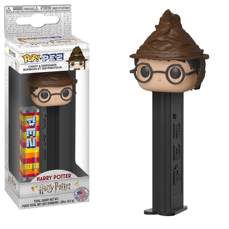 POP! PEZ: Harry Potter Sorting Hat