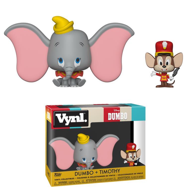 VYNL: Dumbo - Dumbo and Timothy