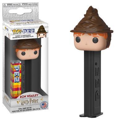 POP! PEZ: Harry Potter Ron Weasley Sorting Hat