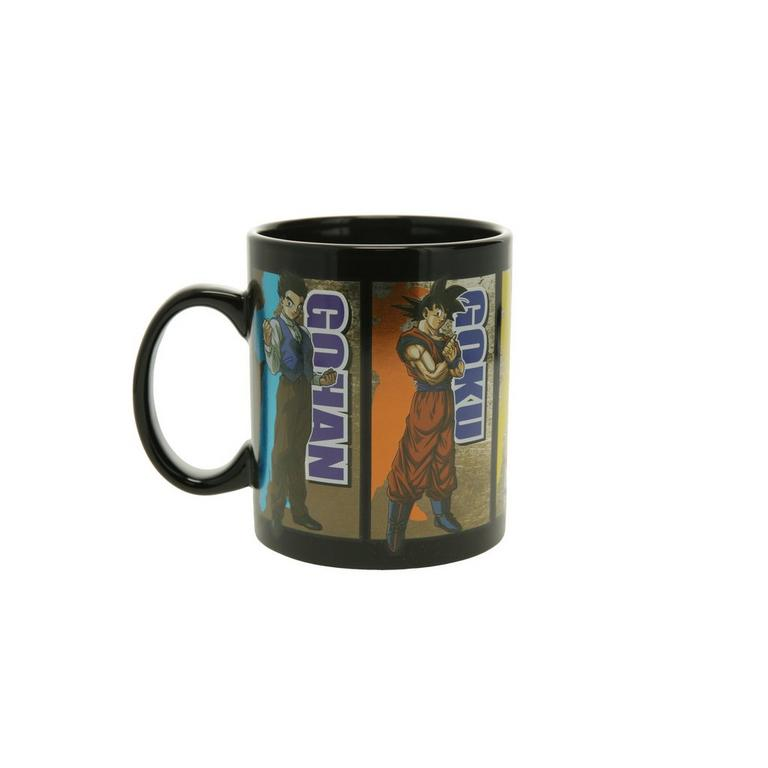 Dragon Ball Super Character Mug