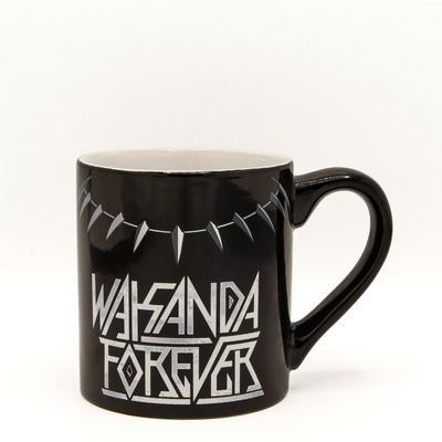 Black Panther Wakanda Forever Ceramic Mug